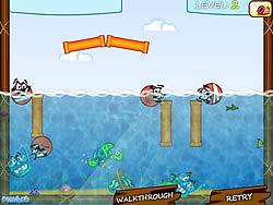 Gioca gratuitamente a Aqua Dudes