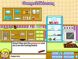 Gioca gratuitamente a Kiddie Kitchen 4