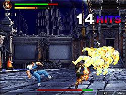Permainan KOF Fighting