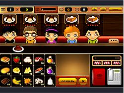 Permainan Pancake Bar
