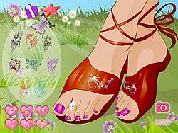 Gioca gratuitamente a Summer Sandals