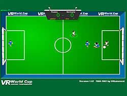 Permainan VR World Cup Soccer Tournament