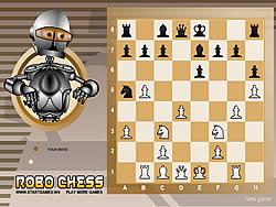 Robo Chess game