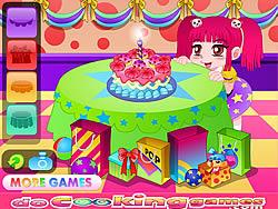 Играть бесплатно в игру Wonderful Birthday Party