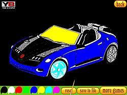 Jogar jogo grátis Coloring 16 Cars
