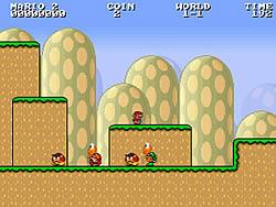 Infinite Mario in html 5 game