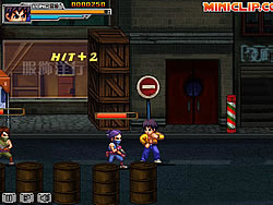 jeu Hong Kong Ninja