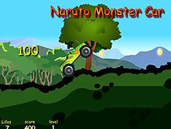 Naruto Monster Car game