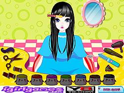 Hair Salon Game لعبة