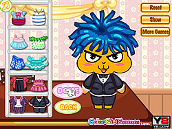 Pet Doll Creation game