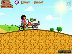 Dora dairy delivery spel