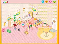 Spielen Sie das Gratis-Spiel  Kid's Room 4