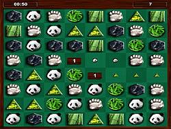 Pandaspel game
