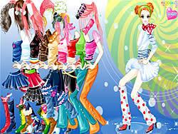 Permainan Latest Fashion Trend