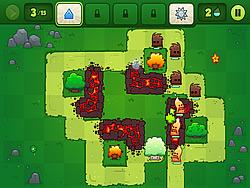 Bloom Defender game