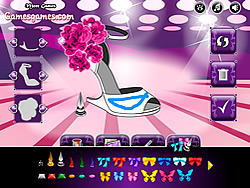Gioca gratuitamente a High Heel Styler