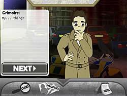 Gioca gratuitamente a Detective Grimoire