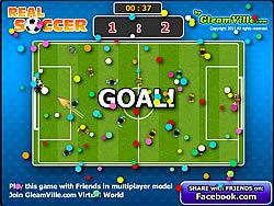 Gioca gratuitamente a Real Soccer