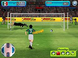 Gioca gratuitamente a Copa  America Argentina 2011 (english)