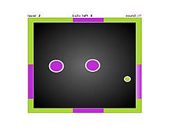 Quadro Pongo game