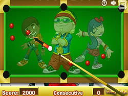 Goosy Pool game
