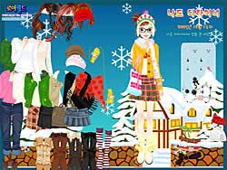 Gioca gratuitamente a Winter Dress Up