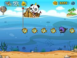 Fishing Panda game