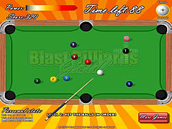 Blast Billiards Gold game