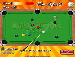 Permainan Blast Billiards Gold