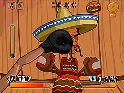 Wild West Boxing Tournament game
