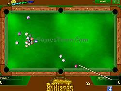 Jogar jogo grátis Multiplayer Billiard