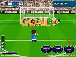 Permainan Soccer Ball
