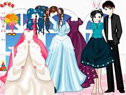Permainan Bride and Bridegroom
