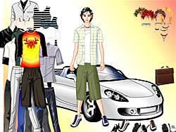 jeu Cool Car