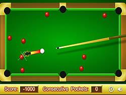 Permainan Pool Profi