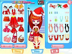 jeu Color Girls Christmas Shopping