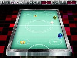 Permainan Air Hockey