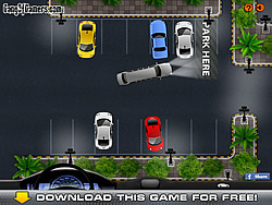 Park My Limo Game spel