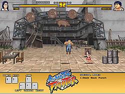 Permainan Kung Fu Fighter