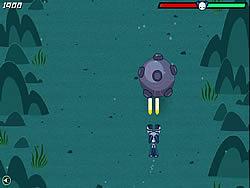 Robot Boy Depth Charger game