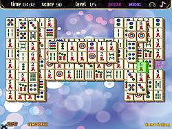 Permainan Mahjong Mix