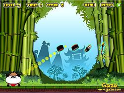 Samurai Panda game