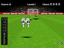 Permainan Smashing Soccer