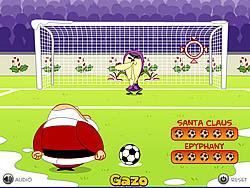 Gioca gratuitamente a Xmas Penalties