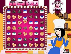 Играть бесплатно в игру Collect Cookies