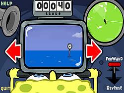 Sponge Bob Square Pants: Bumper Subs game