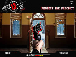 Gioca gratuitamente a Assault on Precinct 13