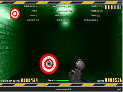 Training Targets game