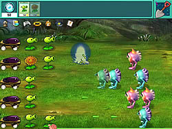 Permainan Plants vs Aliens