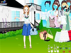 Gioca gratuitamente a Dress Up Livia